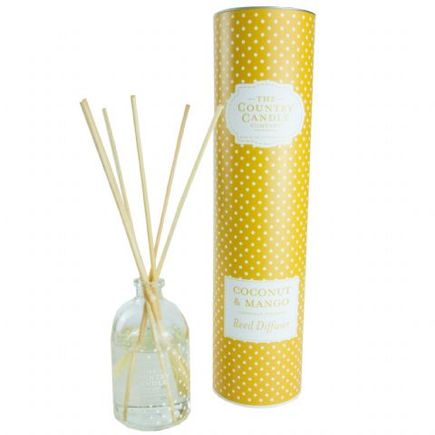 Coconut and Mango Reed Diffuser - Caribbean Paradise